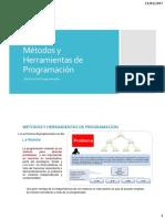 2. Métodos y Herramientas de Programación