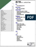 Schematic Msi h61m-p31 Ms-7788 Rev 1.0