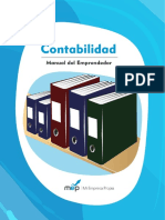 MEP Contabilidad Manual