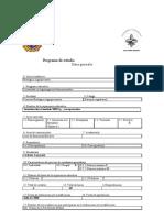 SBDC Programa de Estudio