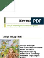 Eko Pastoral