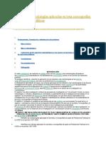 Métodos y Metodologías Aplicadas en Tesis Monografías de Relaciones Públicas