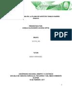 Agroclimatoligia en La Plama de Aceite en Tumaco Nariño Ensayo