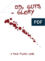 Blood Guts and Glory (11210069)