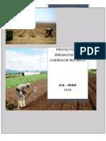 Proyecto Irrigacion.ica