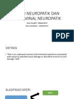 2. Trigeminal Neuralgia
