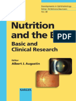 0876 - Nutrition And The Eye. Basic And Clinical Research (Developments in Ophthalmology) by Albert J. Augustin.pdf