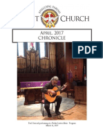 Christ Church Eureka April Chronicle 2017