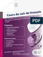 ILCF Flyer Soir 2013-14