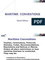 Maritime Conventions