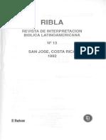 RIBLA 13