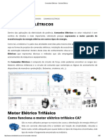 Comandos Elétricos • Sala Da Elétrica