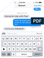 Gov. Bentley, Rebekah Mason, Intimate Texts