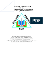 Contoh Jobsheet  SMK