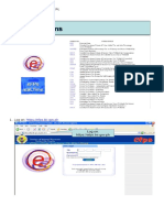Bir Efps User Manual