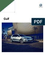 Ficha t Cnica Nuevo Golf My2017