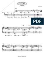 Fantasia No. 1 (Gabriela) - Sergio Valle