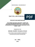 Universidad Nacional de Huancaveñica Para El Sabado
