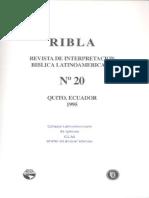 RIBLA 20