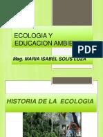 Curso -Ecologia Y Educ. Ambiental