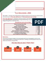 TaxFiling_TaxOrganizer