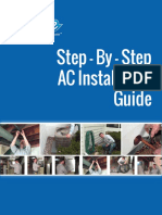AC Installation Guide Update
