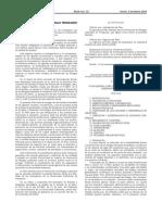 Decreto 313 - 2003, De 11 de Noviembre, Por El Que Se Aprueba El Plan General Para La Prevención de Riesgos Laborales en Andalucía