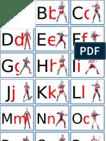 flashcards ABC ultraman.pptx