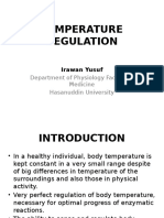 Temperature Regulation Biomedic