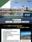 1. Administrasi Kontrak Konstruksi Pakai