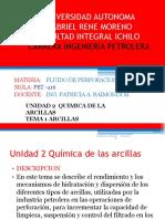 Unid 2 Tema 1 Quimica de Las Arcillas