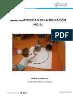 Grafomotricidad en La Educación Inicial