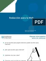 Redacción Para La Web