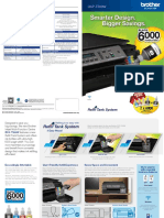Brother Brochure DCP-T500W