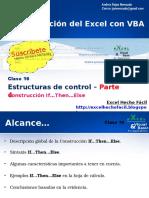 Clase 16 (Presentacion) - Estructuras de Control