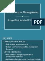 Disaster Preparetness