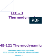 Thermo Lec 3