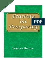 Frances Hunter Feasting on Prosperity