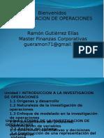 Ucem Investigacion de Operaciones