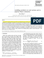 Overdispersion in Modelling Accidents and in Empirical Bayes Estimation