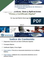 FirmayCertificadoDigital _ DrJoelVisurraga_ AspectosTecnicos y Usos
