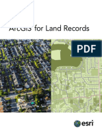 Arcgis for Land Records