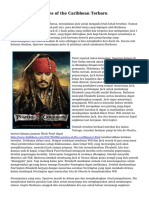 Resensi Film Pirates of the Caribbean Terbaru