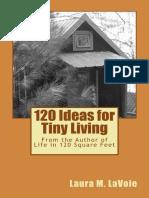 120 Ideas for Tiny Living