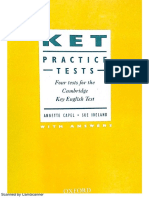 KET Practice Test new