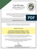 Iso 27001 Global Certification
