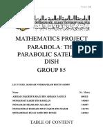 Project Math