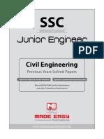 CE SSC Objective 2017 1