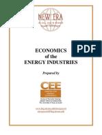 Economics of Energy Industries