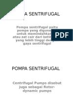 3, Pompa Sentrifugal